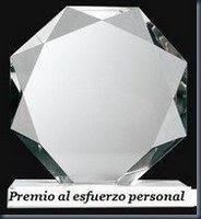 PREMIO OTORGADO POR MARIOLO, SAMY y FERCHU