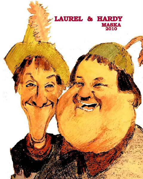 LAUREL &  HARDY 2010