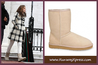 Leighton Meester Classic Ugg Boots