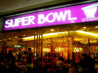 super bowl of china