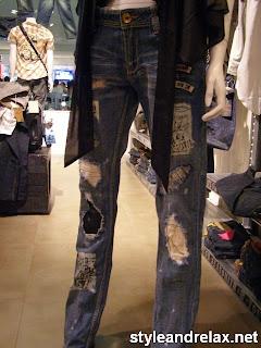 tough jeans