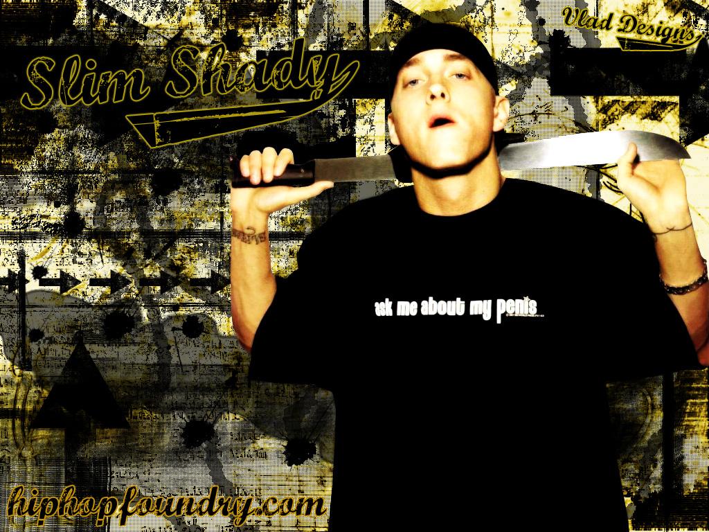 scunnert nation  Rap Wallpapers Eminem
