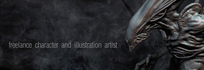 Paweu Sieradzky - illustration & character design