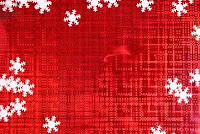 red and white christmas snowflake backgrounds
