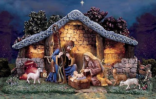 Free Religious Christmas Backgrounds
