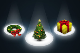 christmas background for mac