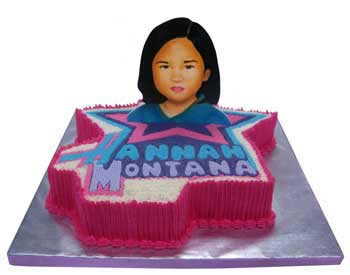 Hannah Montana Cake Toppers Uk