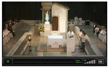 Adoración al Santísimo desde Fátima
