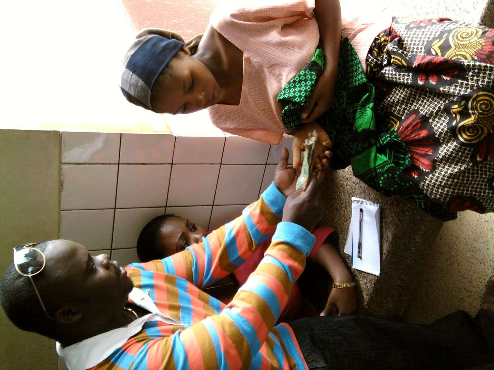 Photo 0051 ... to a particular sector of the population they serve   teen mothers.