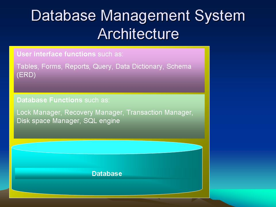 database management systems A database management system (dbms) is a computer program (or more typically, a suite of them) designed to manage a database, a large set of structured data, and run operations on the data requested by numerous users typical examples of dbms use include accounting, human resources and customer support systems.