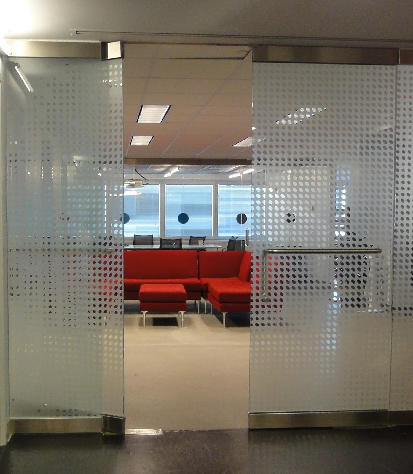 Color X Corporate Office Branding