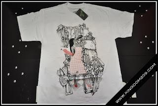 Kingdom stockton ca september 2009 for Shirt printing stockton ca