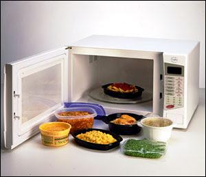 El microondas, perjudica a los alimentos? EROSKI CONSUMER