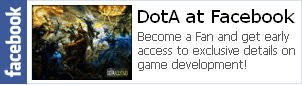 HoN is a DotA Based Game (Dota genre)