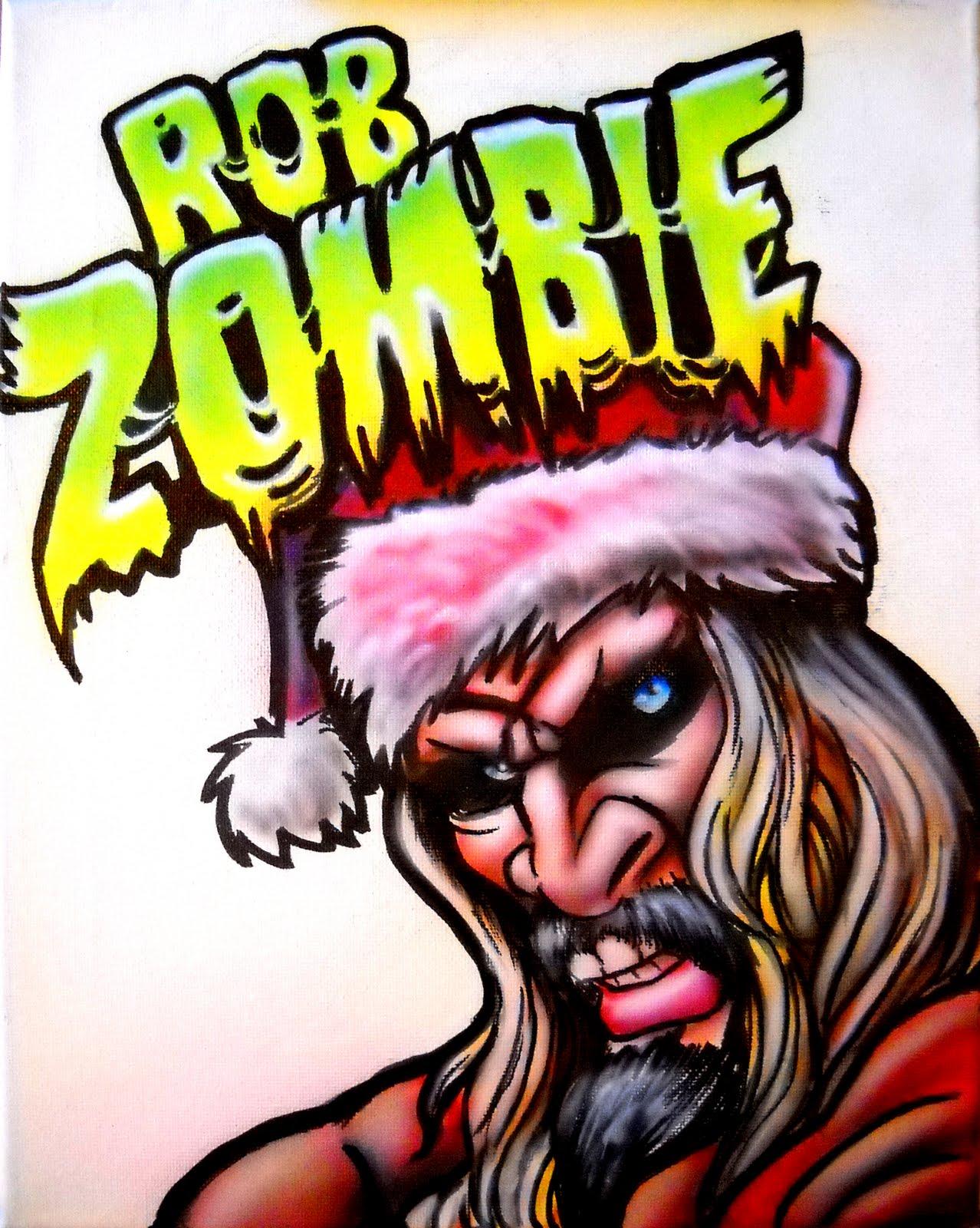 Rob zombie hentai nude galleries