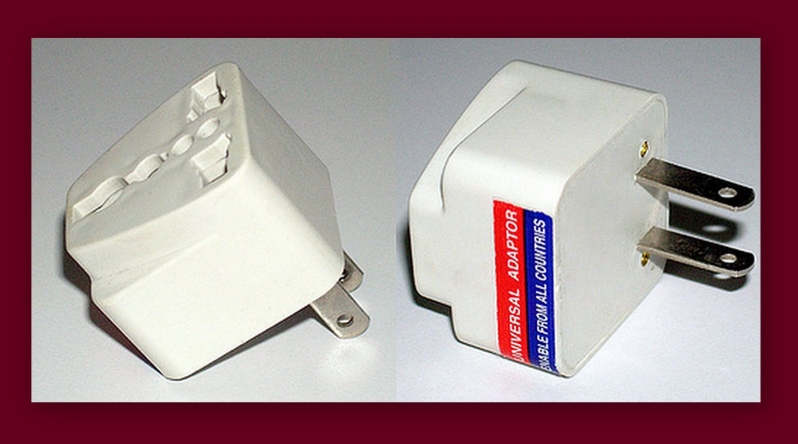 Thailand plug adapter