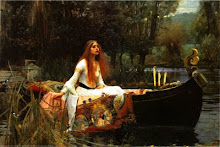 The Lady of Shalott  1888 A.D.
