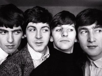 I magici Beatles...