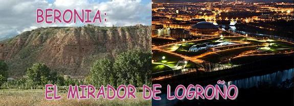 Beronia: El mirador de Logroño