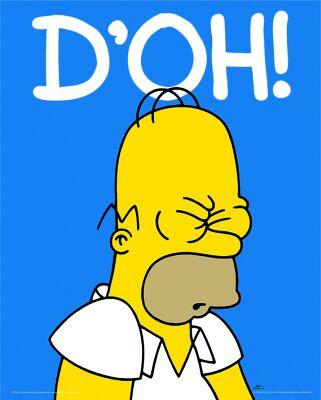 DOH! - Simpson