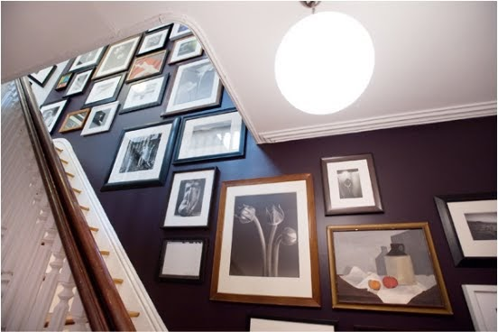Rooms and living space hanging wall arrangements - Picture arrangements on wall ...