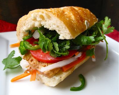 Show Me Vegan: Banh Mi with Lemongrass Tofu
