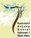 Logo Rasmi Komuniti Anjung Kristal