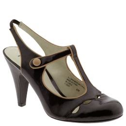 John Lewis White Small Heel Shoes