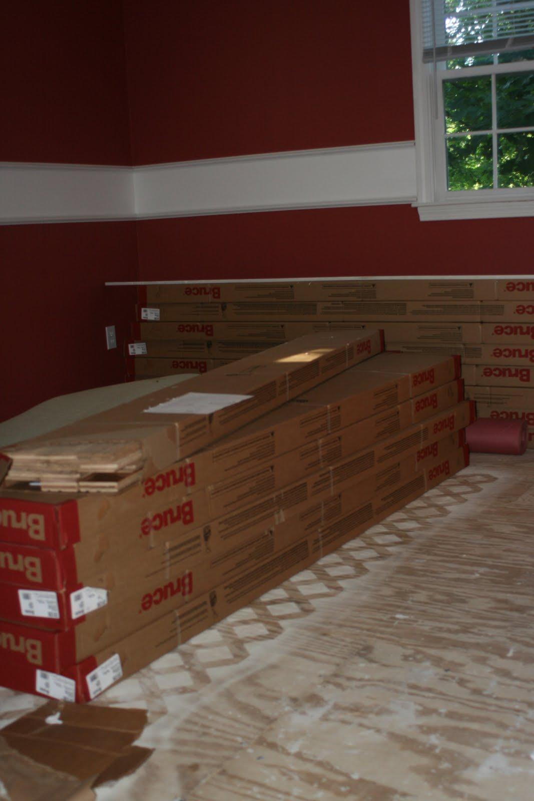 Flooring in a fortnight