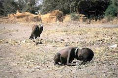 En contra del hambre y la NO distribución de la riqueza