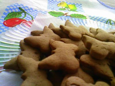 zencefilli kurabiye ZENCEFİLLİ KURABİYE