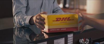 скриншот фильма Echelon Conspiracy. DHL.