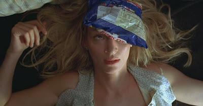 Ума Турман. Фото из фильма. С бодуна.