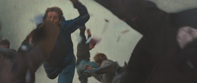 Взрывная волна из фильма Ангелы и Демоны. Скриншот.