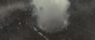 Фонтан в Риме. Кадр из фильма.