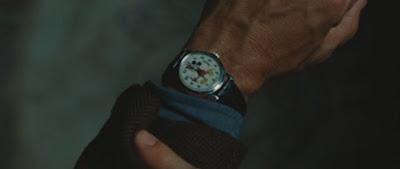 Часы профессора с Микки Маусом