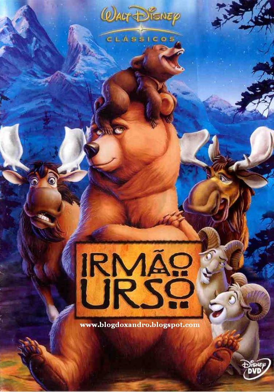 Baixar Filmes Download   Irmão Urso (Dublado) Grátis