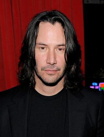 Keanu Reeves attends The