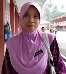 Cikgu Atikah bt Ismail