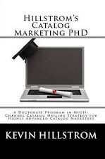 Buy Hillstrom's Catalog Marketing PhD!