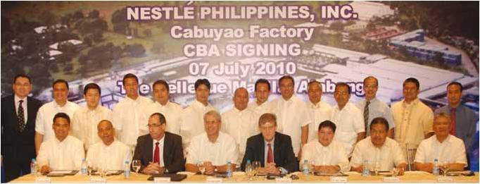 nestle philippines essay