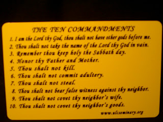 Four Gospels at ULC Seminary