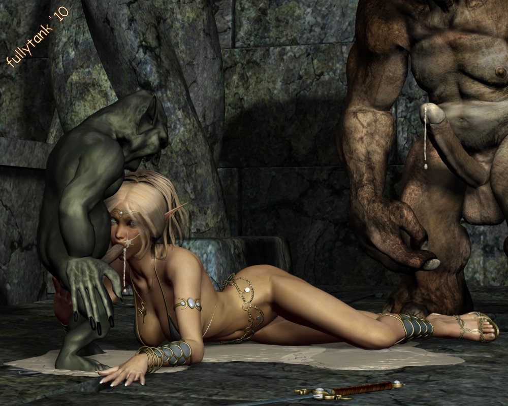Ogre elf erotic short stories fucks pic