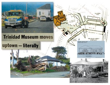 trinidad museum societ moves Underwood house uptown for new trinidad museum