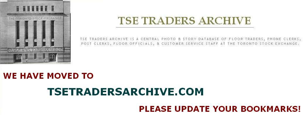 TSE Traders Archive