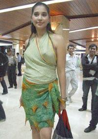 artis celebrity and news ayu azhari profile