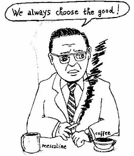 a view on the existentialism and human freedom by jean paul sartre The strengths and weaknesses of sartre' s position as an existentialist thinker are   keywords: choice ethics freedom jean-paul sartre responsibility  the  social and cultural constraints which inevitably limit human freedom may be.