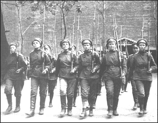 the position of women in bolshevik russia Inessa armand: a bolshevik was convinced to join with the bolsheviks following her return to russia during the to improving the position of women.