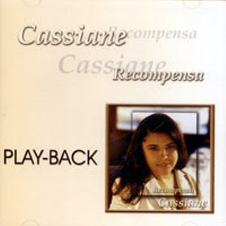 Cassiane - Recompensa - Playback 2001
