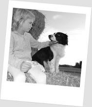 Min dotters blogg